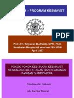 7. PROGRAM –PROGRAM KESMAVET