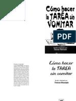 Como Hacer La Tarea Sin Vomitar - Trevor Romain - Editorial Panorama