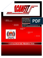 PLACANFIT Catalogo de Productos