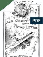 Air Force News ~ Jul-Dec 1930