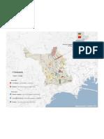 Riqualificazione mercati e fiere - Schedatura e monitoraggio mercati - Municipalità 5 - Mappa
