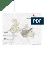Riqualificazione mercati e fiere - Schedatura e monitoraggio mercati - Municipalità 7 - Mappa