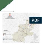 Riqualificazione mercati e fiere - Schedatura e monitoraggio mercati - Municipalità 8 - Mappa