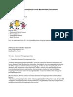 Informasi Akuntansi Pertanggungjawaban