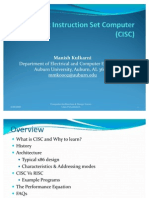 Kulkarni Presentation CISC