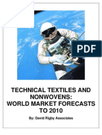Technical Textiles and Nonwovens