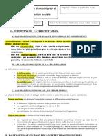 chapitre structure sociale 2008-2009
