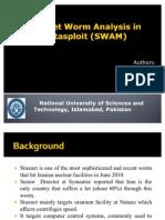 Stuxnet Presentation Fit