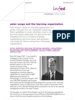Peter+Senge Learning+Organization