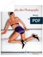 PHOTOGRAPHY AFTER PHOTOGRAPHY :