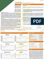 Abhyaas Business Bulletin(ABB) - January 1st, 2012 edition