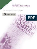 Future of International Capital Flows Bank of England_paperDecember 12 2011