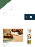 Yummy O Yummy_ Chocolate Almond Upside-Down Cake
