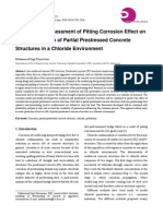 3142-Msdarmawan-ce-Probabilistic Assesment of Pitting Corrosion Effect on Flexural Strength of Partial Pre Stressed Concrete Structures in a Chloride Environment