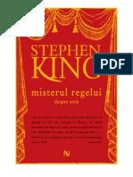 31534869 Stephen King Misterul Regelui Despre Scris