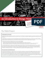 37607571 Stanford Design Thinking Workbook