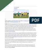 Sport Wikipedia