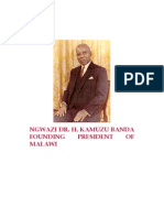 Dr Banda - Biography[1]