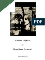 Méthode de Magnétisme Personnel