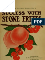 Success With Stone Fruits