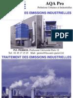 Traitement Emissions Gazeux