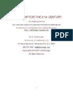 Leadershipforthe21stCentury-EdBrenegar