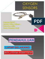 Oksigen Sensor Presentasi