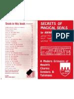 Anna Riva Secrets of Magical Seals