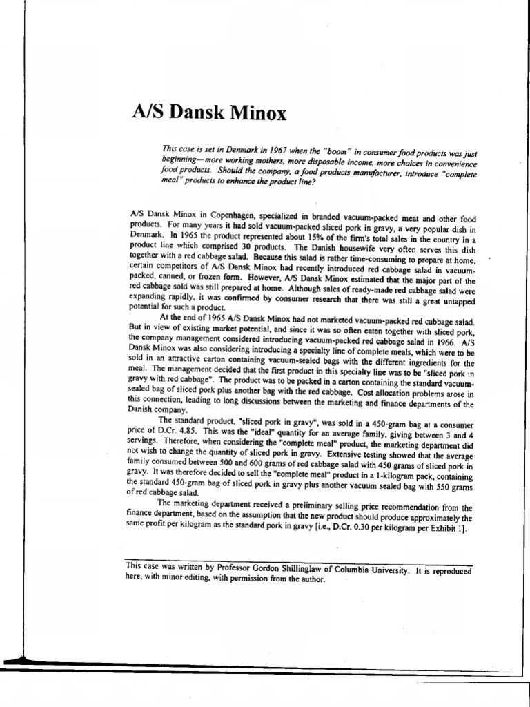 dansk minox case study essay Court case study home all posts case study court case study case studies and examples services write my case study buy case study case study help case study.