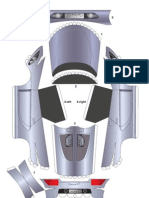 [Paper Model] [Auto] Porsche Carrera GT