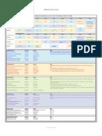 Spring 2012 Schedule