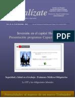 Actualízate del 16 al 31 diciembre 2011 inversion en el capital humano
