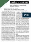 Michael R. Guevara and Habo J. Jongsma- Three ways of abolishing automaticity in sinoatrial node