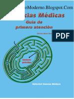 Urgencias Médicas. Guía de primera atención.-Álvaro Sosa Acosta-2004