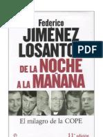 Jimenez Losantos Federico - De La Noche A La Mañana