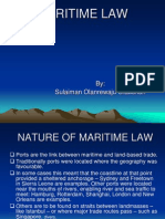 MARITIME LAW- Certificate and Documents