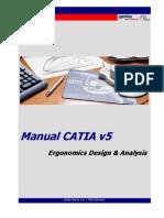 CATIA - Ergonomics Design & Analysis - Catia V5R16 (40pg.) ESP