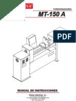 Manual a Automatic A MT150A ESP