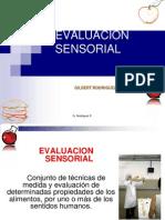 Eval Sensorial 2011