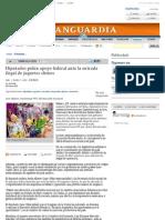 02-01-12 Diputados piden apoyo federal ante la entrada ilegal de juguetes chinos