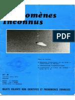 Phenomenes inconnus
