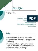 Yapay Zeka Giris
