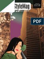 UrbanStyleMag vol. 5 // free press magazine