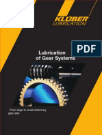 Lubrication of Gear Systems