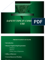 Safety Before System