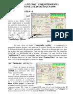 Manual Lotofacil