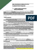 4 Bimestre - OS CLASSICOS DE POLÍTICA (1)