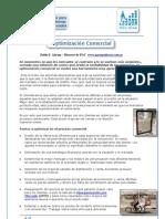 Optimización Comercial - Mejora de las ventas