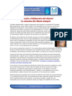 Retencion Fidelizacion de Clientes Rentables 2
