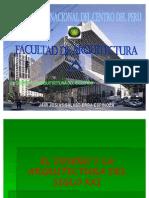 DISEÑO Y ARQUITECTURA DEL SIGLO XXI